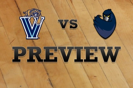 Villanova vs. Monmouth: Full Game Preview