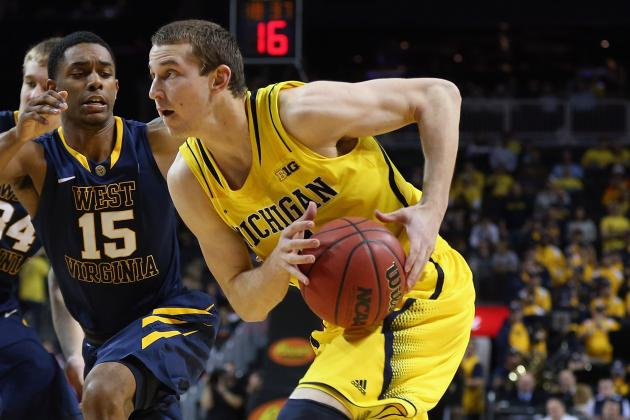 Michigan's Nik Stauskas 10th Among Nation's Freshmen in ESPN.com Rankings