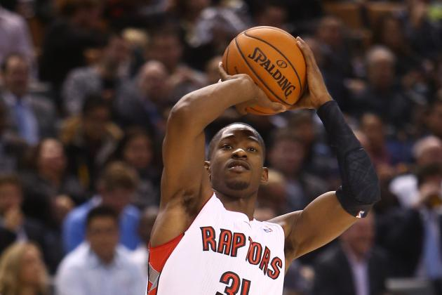 Toronto Raptors' Terrence Ross Has Coming out Party in Win over Magic