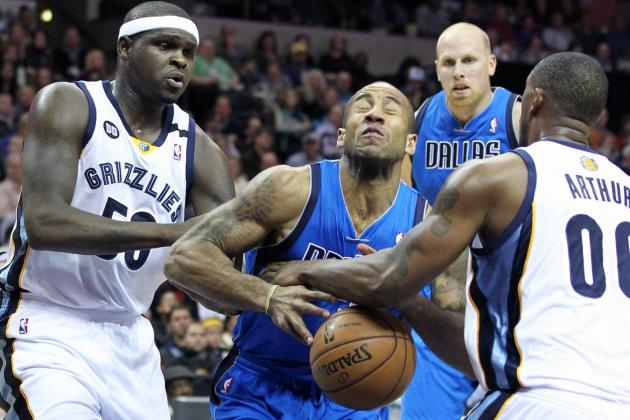 Rapid Reaction: Grizzlies 92, Mavs 82