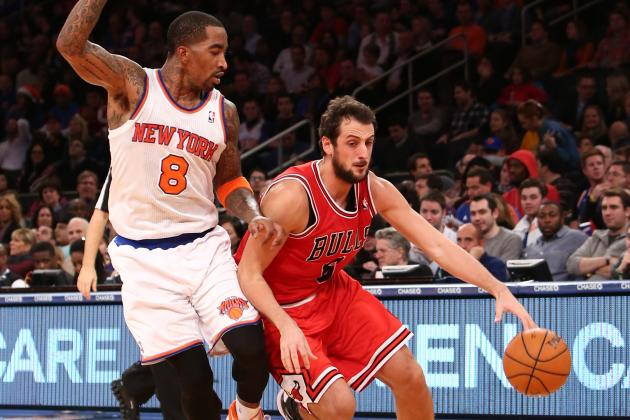 Rapid Reaction: Bulls 110, Knicks 106