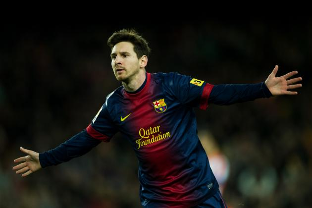 Lionel Messi: Barcelona Smart to Make Star Forward World's Highest-Paid Player