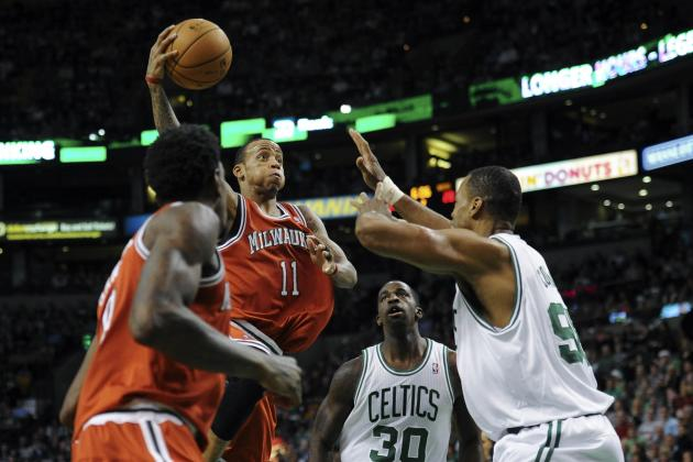Bucks 99, Celtics 94: Bucks Blow Late Lead, Beat Celtics in OT