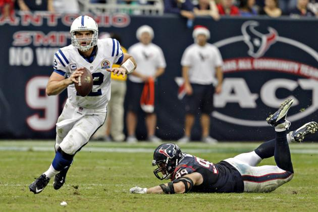 Andrew Luck: Ability to Overcome Adversity Makes Colts QB Rookie of the Year