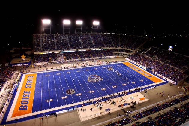 Boise State Reportedly Discussing Remaining in Mountain West
