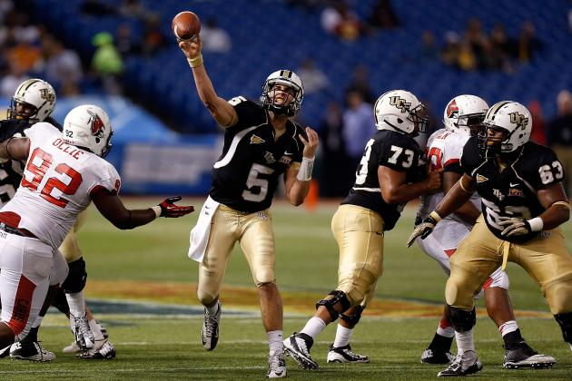 Blake Bortles' 4 TD Bowl Game Puts UCF's Bright Future on Display