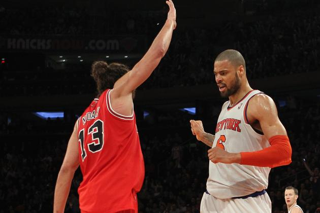 Bulls Hang on at MSG as Three Knicks Get Tossed