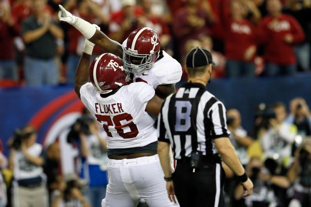 D.J. Fluker Says Tide Teammates Called Him out Before the LSU Game