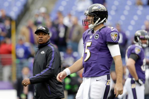 Giants vs. Ravens: Joe Flacco and Ravens Offense Will Bounce Back with Big Win
