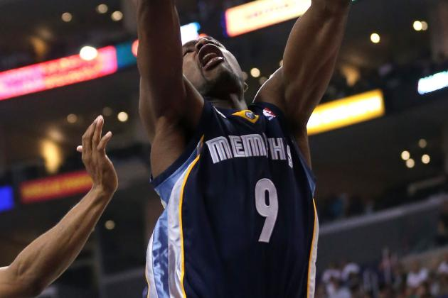 Geoff Calkins: Tony Allen Beats O.J. Mayo, Again
