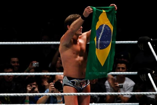 WWE's Top 10  of 2012, No. 10: Chris Jericho, and One Night in Brazil