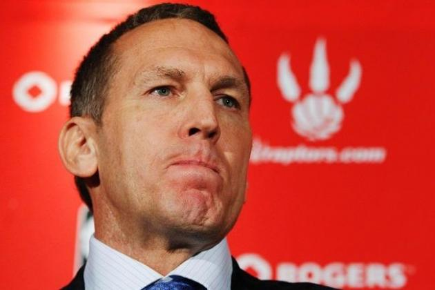 Bryan Colangelo: The Real Embarrassment of the Toronto Raptors