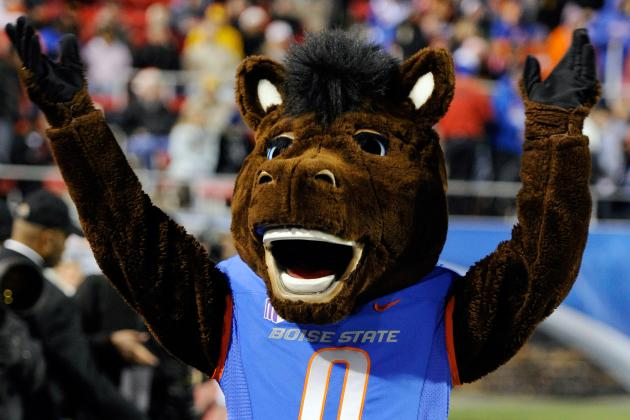 Boise State Football: The Mountain West Appears to Be Fighting for the Broncos