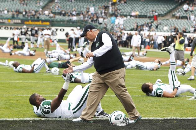 New York Jets Players Come Out in Support of Rex Ryan