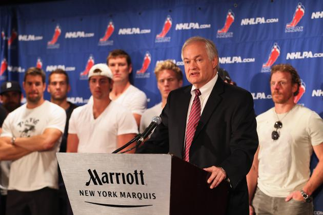 NHL Lockout: NHLPA Passes Vote in Favor of Enabling Disclaimer of Interest