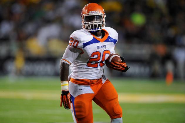 4 Small-School NFL Draft Prospects You Must Watch in FCS National Championship