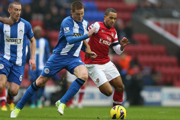 Wigan vs. Arsenal: Scores, Grades and Postmatch Reaction