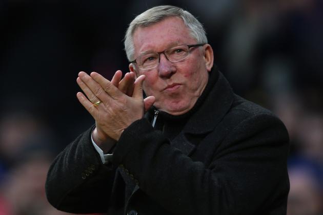 Manchester United: Sir Alex Ferguson Thinks Festive Fixtures Key in Title Hunt