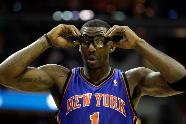 NBA Rumors: Amar'e Stoudemire Too Expensive for Knicks Not to Trade