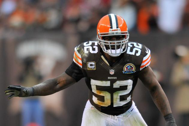 For Cleveland Browns Mainstay D'Qwell Jackson, It's Another Season of Change