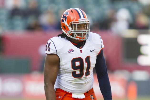 Syracuse Will Lose One Key Player but Has Numbers Returning at Defensive End