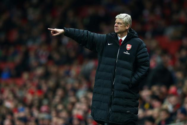 Boss Arsene Wenger Says Arsenals Latest Win at Wigan Is Welcome Boost