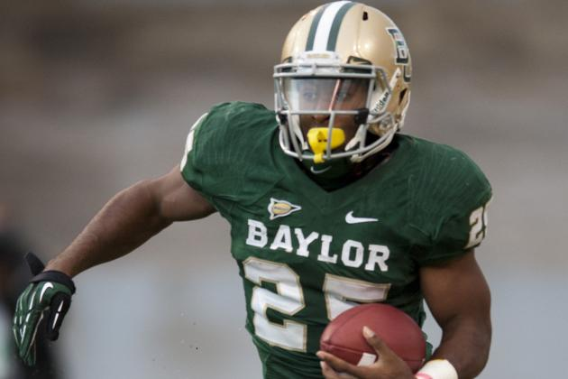 Baylor RB: 'I'm Going to Win the Heisman' in '13
