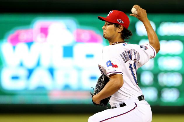 Can Yu Darvish Be the Ace of the Rangers Pitching Staff?