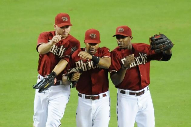 Arizona Diamondbacks Should Not Trade Upton, Kubel or Any of Their Outfielders