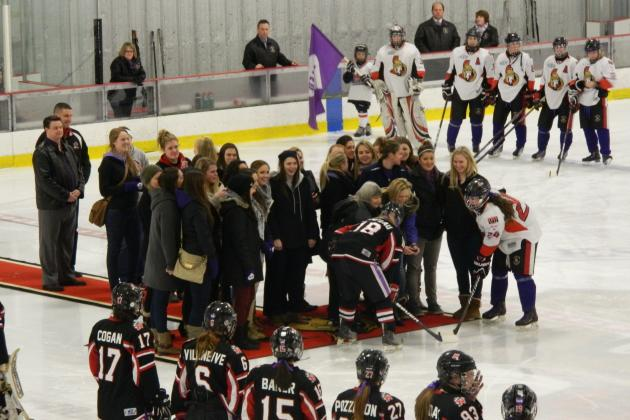 PWHL's 'Do It for Daron Match' in Ottawa an Enormous Success
