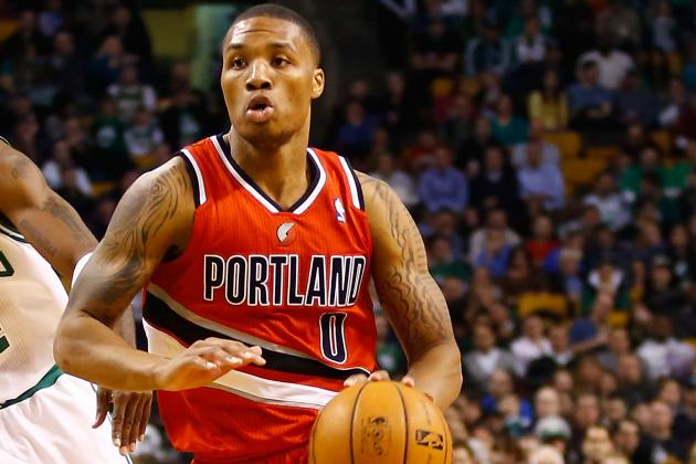 Lillard Not Knocking Suns' Marshall: 'I Was the Best' Point Guard in Draft