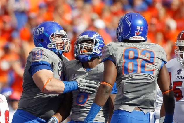 Las Vegas Bowl 2013: Boise State Will Beat Washington in Sin City Showdown