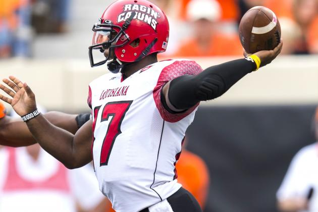 New Orleans Bowl 2012: UL Lafayette vs. ECU Live Scores, Analysis and Results