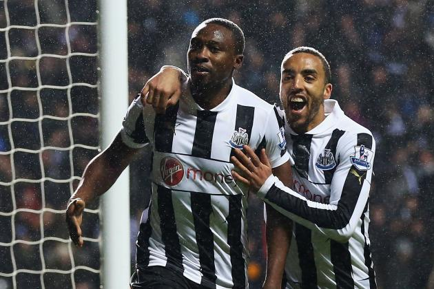 Shola Strikes to Ruin Redknapp's Run as Toon Leave It Late to Take Points