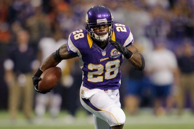 Adrian Peterson Will Break Single Game and Season Rushing Record on Sunday