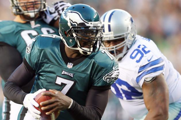 Michael Vick Is Right to Consider Himself a Starting Quarterback