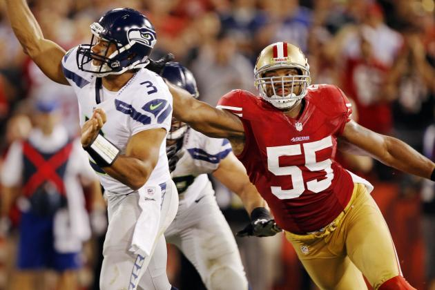 Russell Wilson vs. Colin Kaepernick: Which QB Would We Rather Have Long Term?