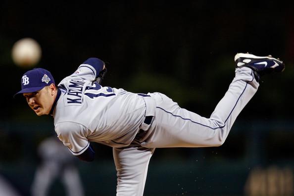 Scott Kazmir Inks Minor League Deal with Cleveland Indians