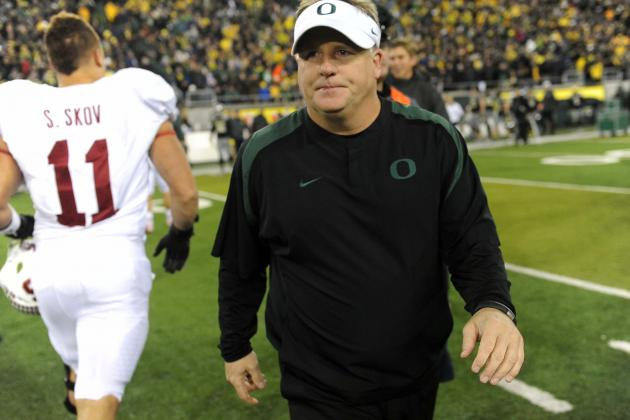 Report: Chip Kelly Will Have 'Multiple Suitors,' Eagles/Panthers 'likely'?
