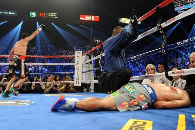 Manny Pacquiao's Career Will Continue to Decline After Vicious KO Loss
