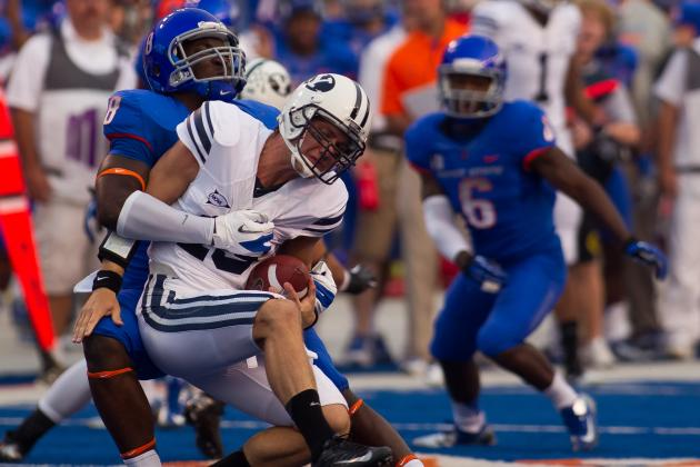 Boise State All-Mountain West Player Demarcus Lawrence Sent Home