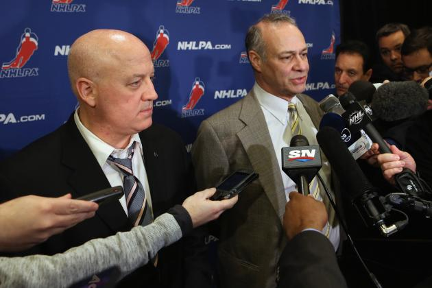 NHL Lockout 2012: Dissolving Player Union Key to Salvaging Season