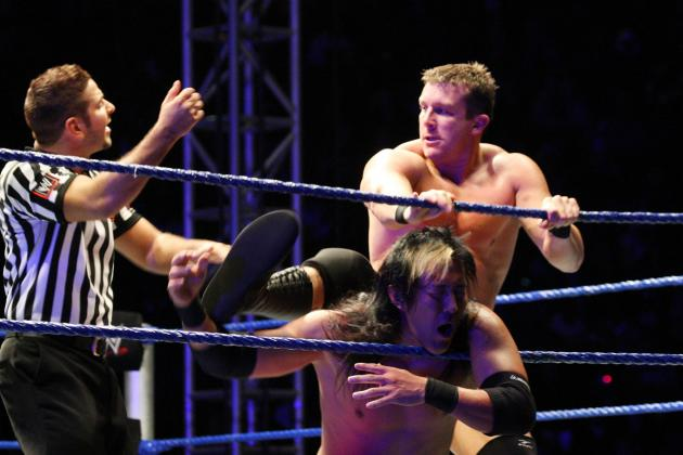 Update on Ted DiBiase; His Time in WWE Coming to an End?