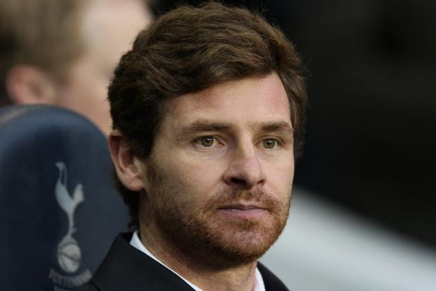Andre Villas-Boas Disappointed with Goalless Draw as Arsenal Overtake Tottenham