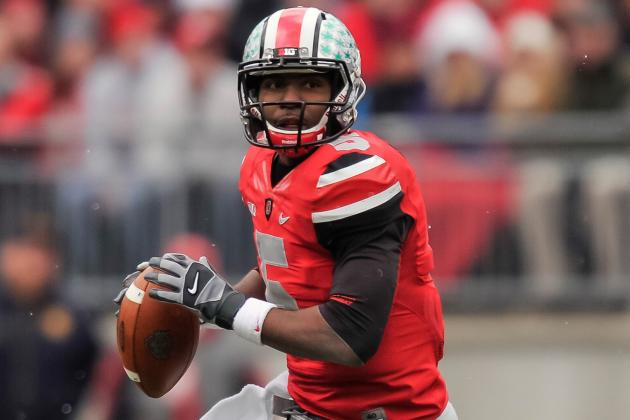 Ohio State Buckeyes' Braxton Miller Working with QB Guru in San Diego