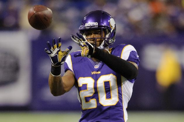 Chris Cook Returns from Injured Reserve for Vikings
