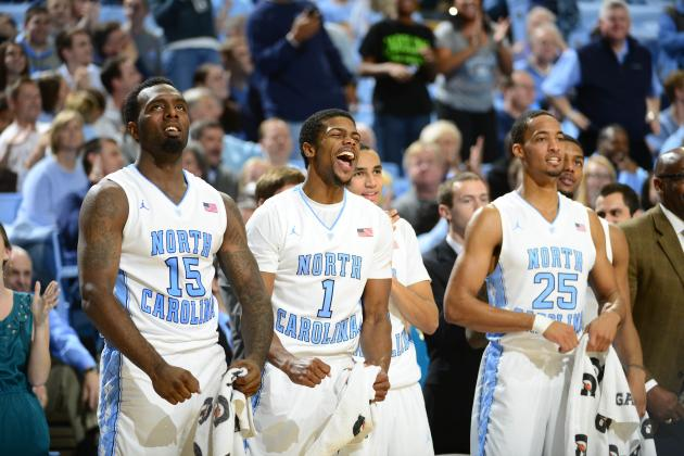 UNC Basketball: Highlighting Tar Heels' Toughest Conference Tests in 2013