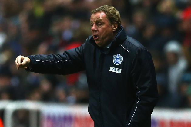 Boss Harry Redknapp Launches Scathing Attack on Wages at QPR