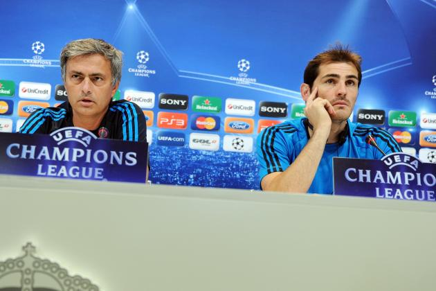 Iker Casillas vs. Jose Mourinho: The Conflict Tearing Madrid Apart