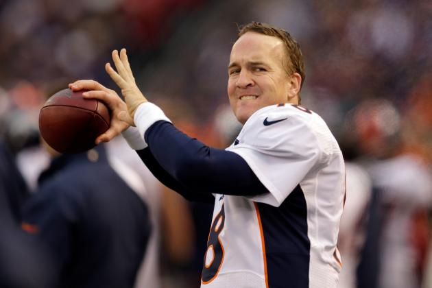Peyton Manning: Making the Case for Broncos QB to Win Fifth NFL MVP Award